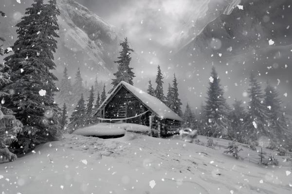 bigger snow bits