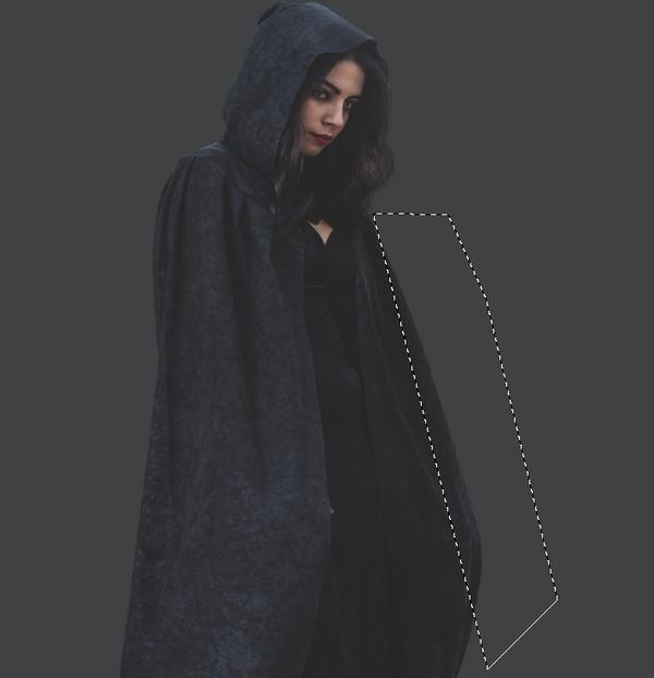 cloak masking