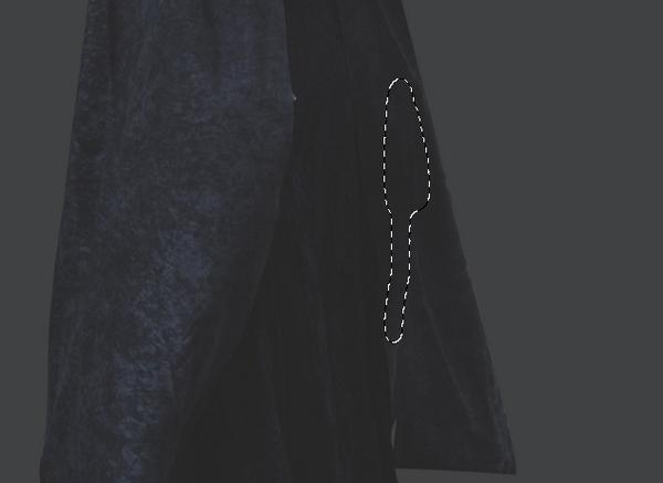 cloak blending