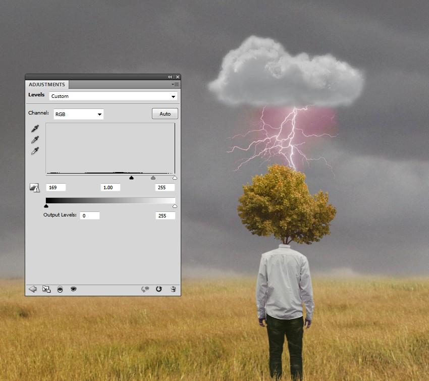 lightning levels