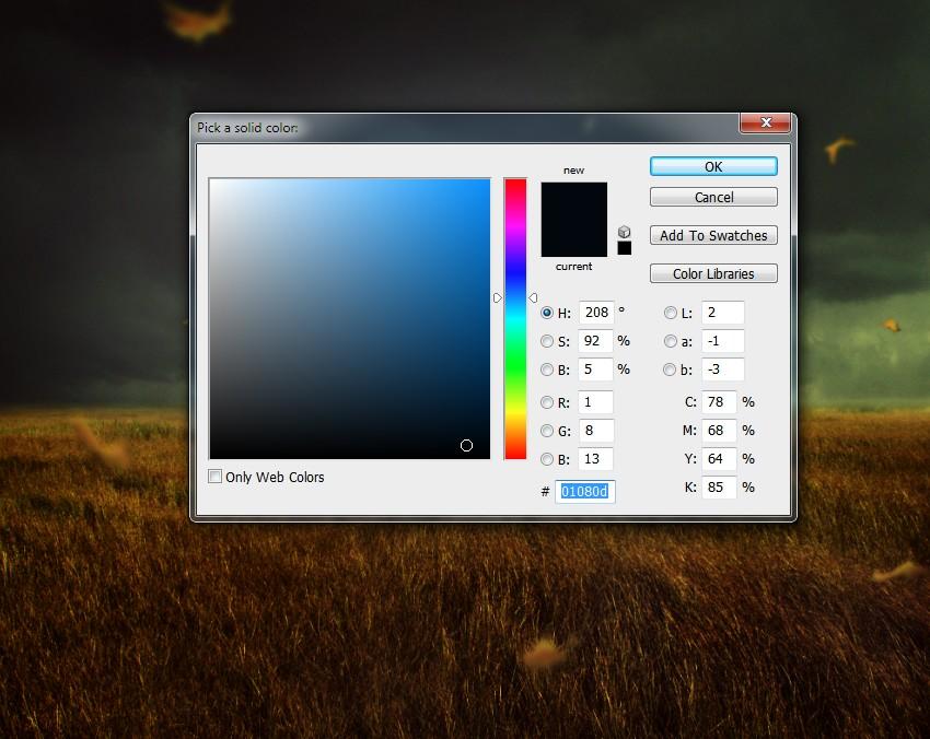 color fill 2