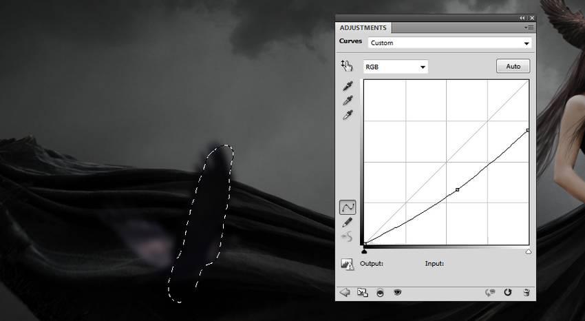 crow 2 curves