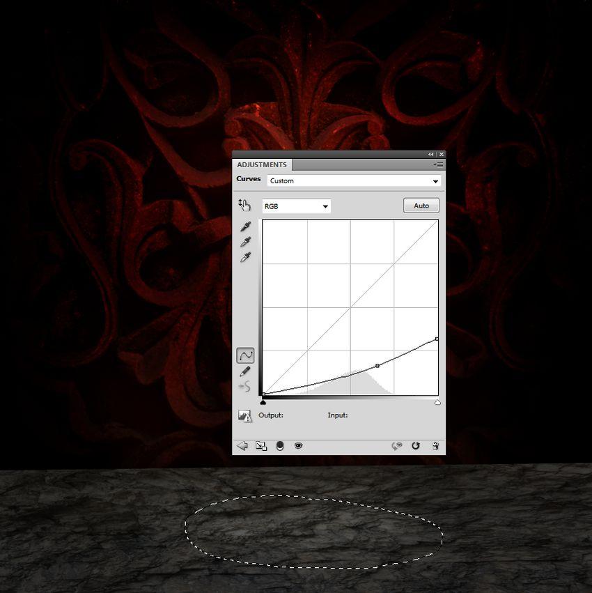 floor curves