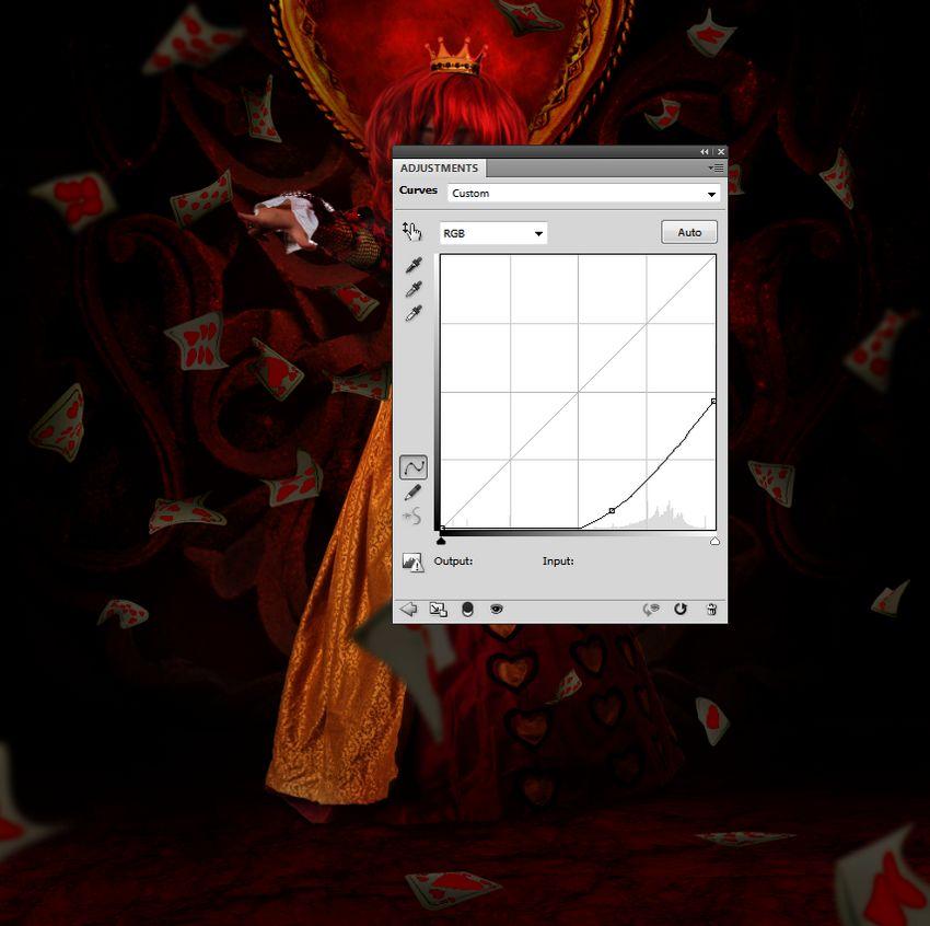cards curves