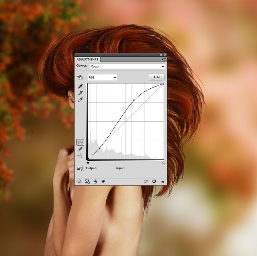 model curves 1