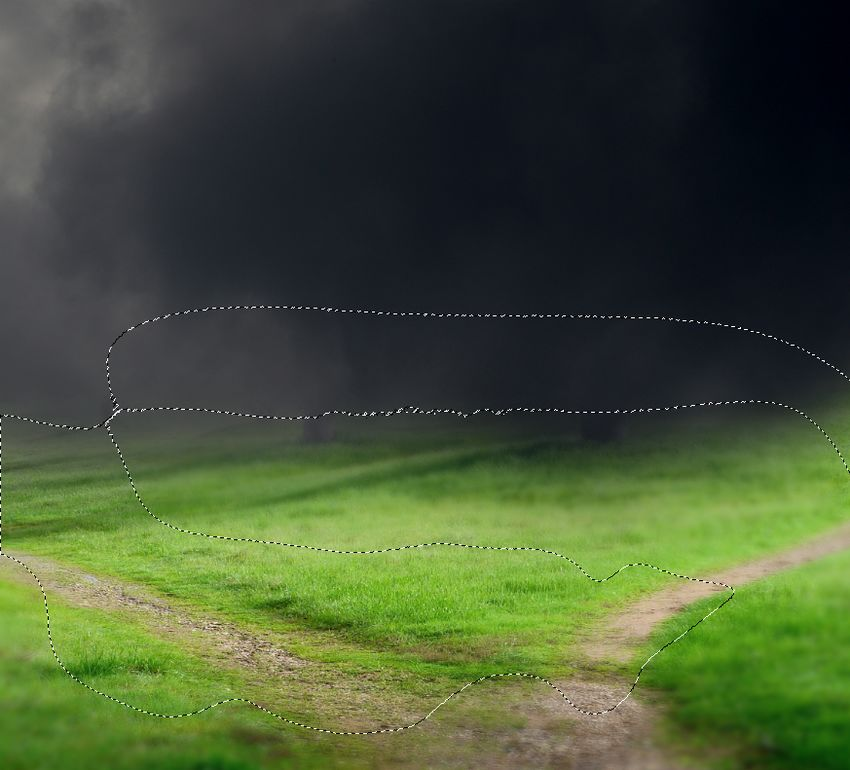 background gaussian blur masking