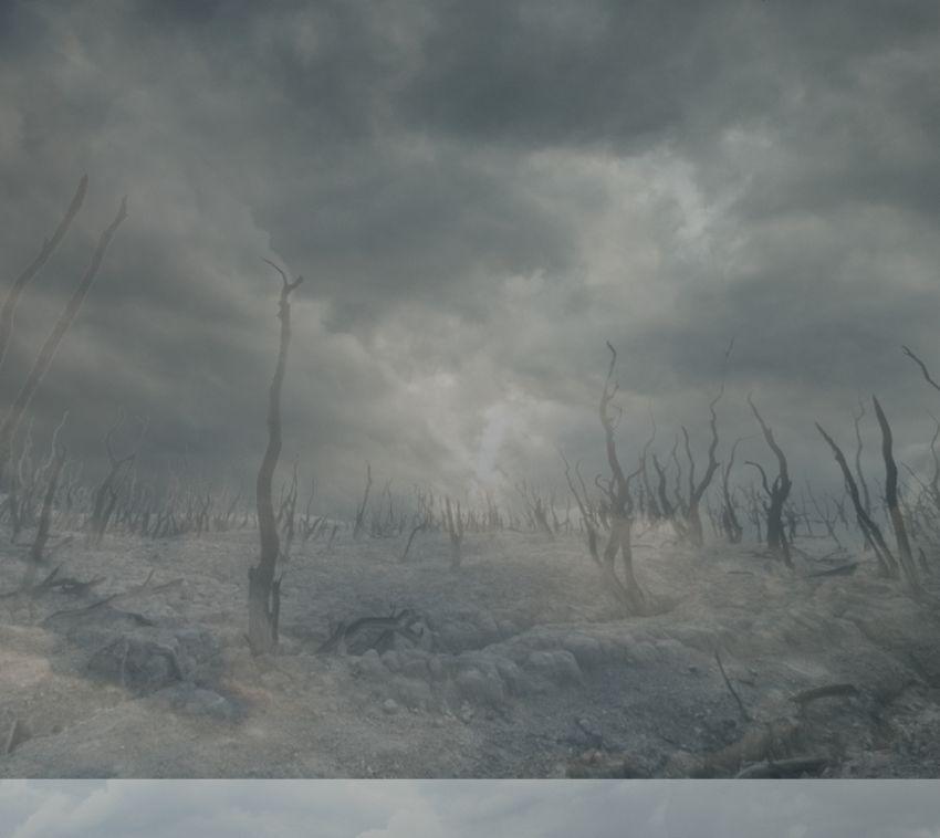 tạo ra sương mù sử dụng bầu trời
