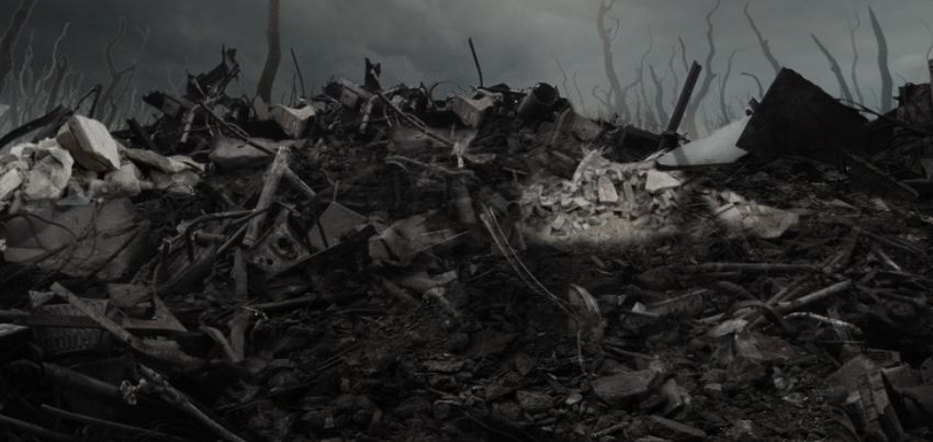 rubbles masking