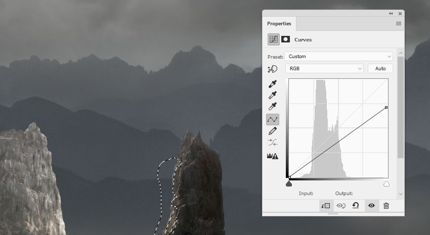 How to Create a Dragon Landscape Photo Manipulation With Adobe Photoshop