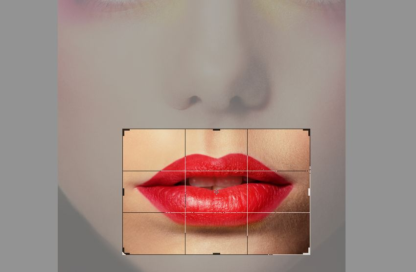 How to Create a Strawberry Lips Effect for Beginners in Adobe Photoshop