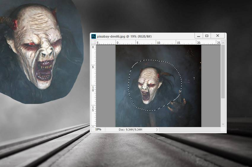 How to Create a Shadow Conceptual Photo Manipulation With Adobe Photoshop