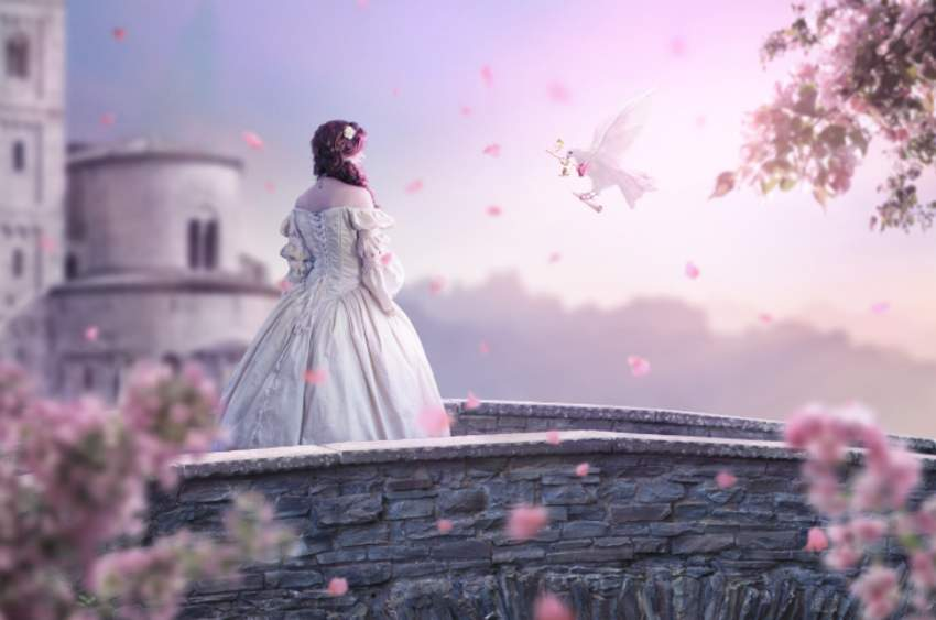 How to Create a Dreamy, Emotional Photo Manipulation Scene With Photoshop