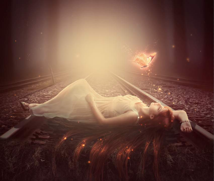 How to Create a Magical Butterfly Photo Manipulation With Adobe Photoshop