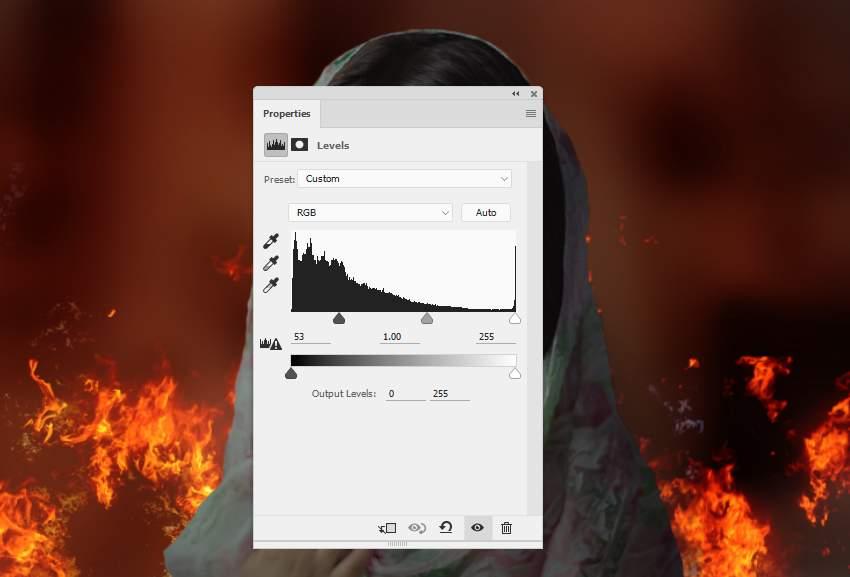 fire levels