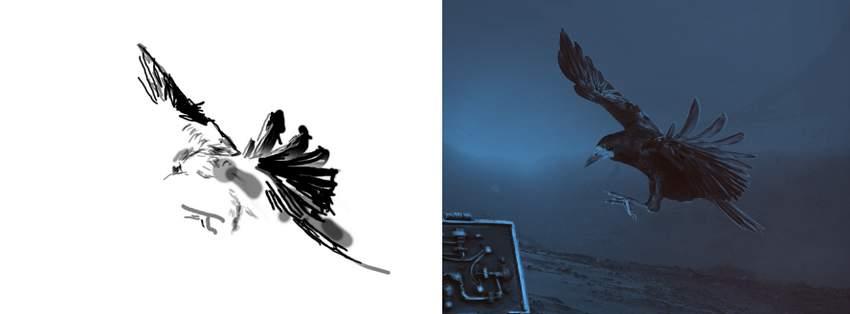 crow curves 1 masking