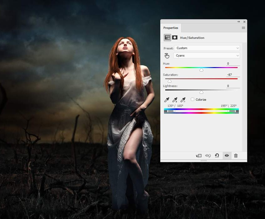 How to Create a Dark Photo Manipulation With Adobe Photoshop