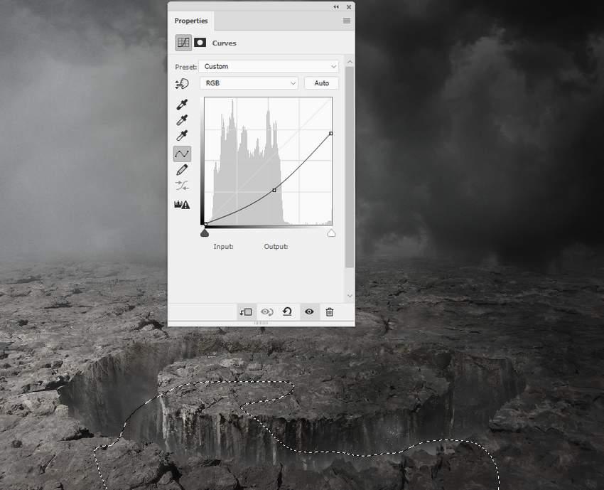 mist curves