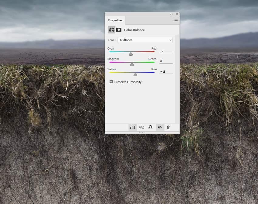 soil 1 color balance