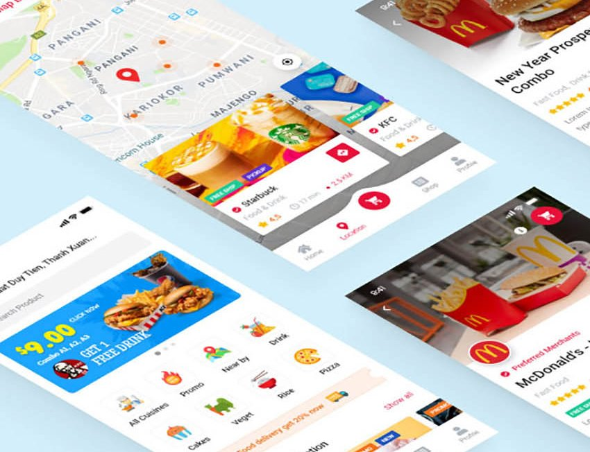 Lekima Store Delivery App