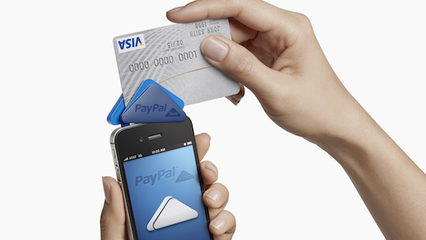 How to accept credit card payments on any device paypal here reheart Image collections