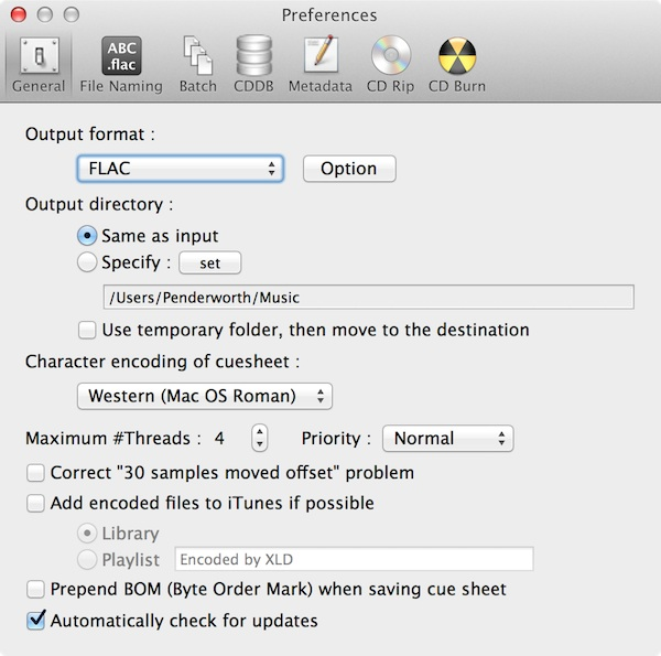 An Audiophile's Guide to OS X