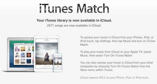 Getting the Most Out of iTunes Match