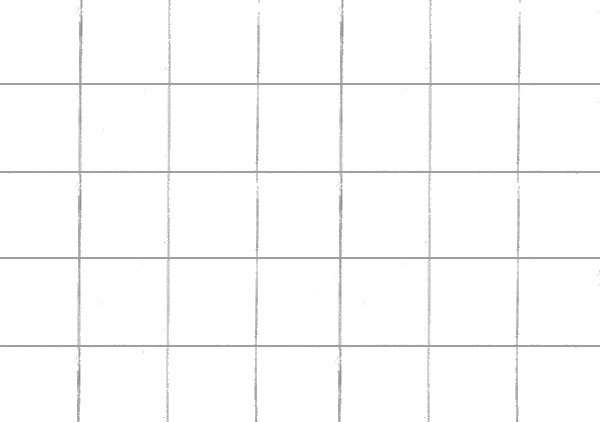 Our basic grid Again use of your rulers is ESSENTIAL