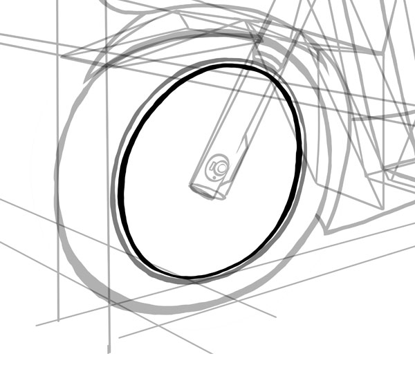 Take great care when drawing ellipses practice if you need to