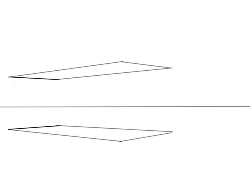 Если вы правильно нарисовали, вы должны иметь две одинаковые формы
