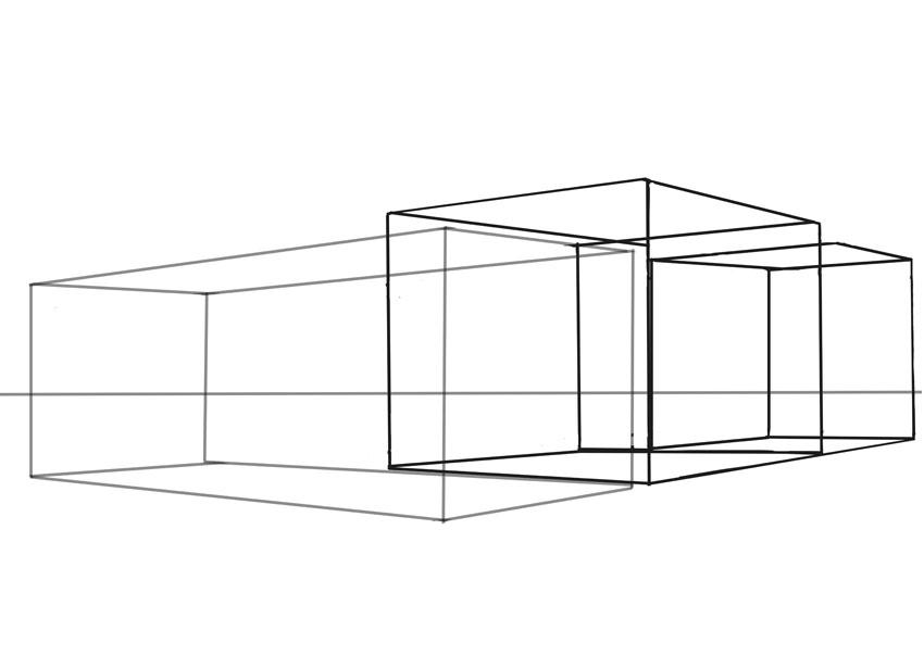 Еще две коробки завершат наш гид, но не забудьте использовать перспективу