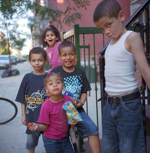 Williamsburg Brooklyn 2011 Photograph by Amy Touchette