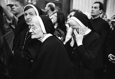 Nuns preview