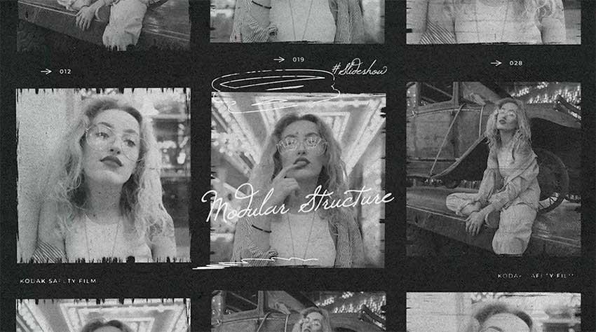Laizy  Vintage Slideshow