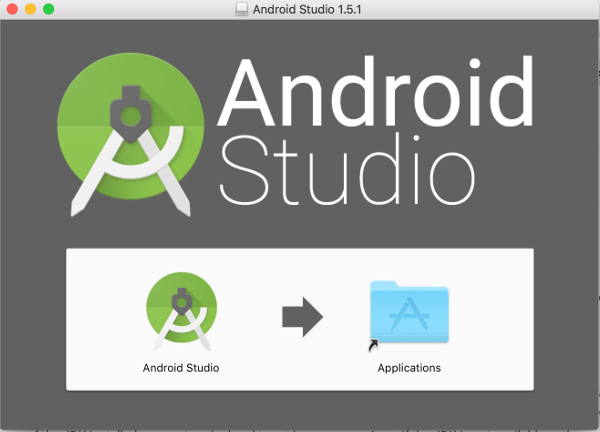 OS X Android Studio Installation