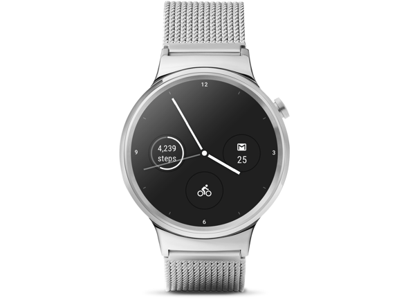 Multiple Complications On an Android Wear Watch Face
