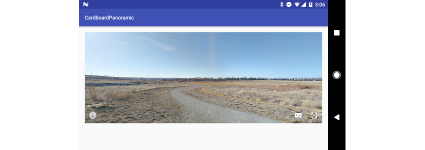 Get Started With Android VR and Google Cardboard: Panoramic Images