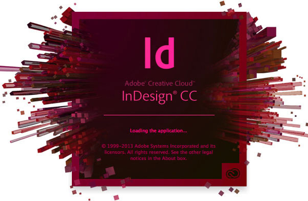 Adobe Creative Cloud InDesign CC