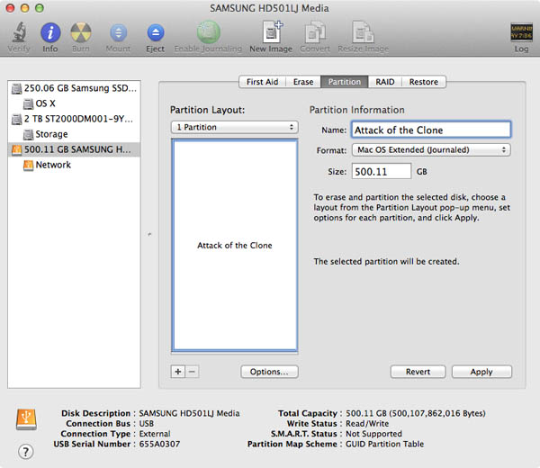 Clone a Mac with SuperDuper!