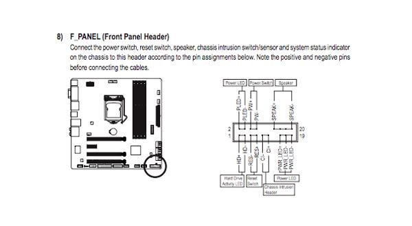F_Panel schematic