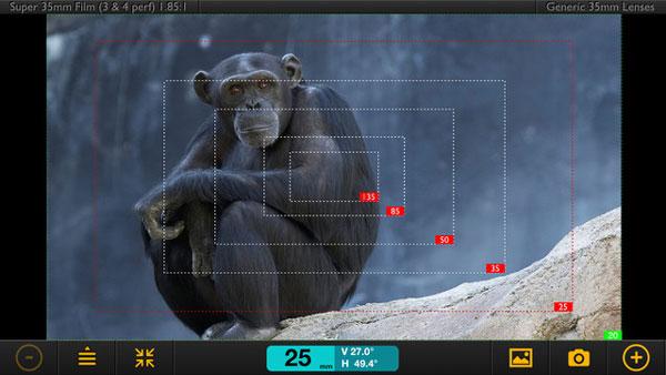artemis viewfinder