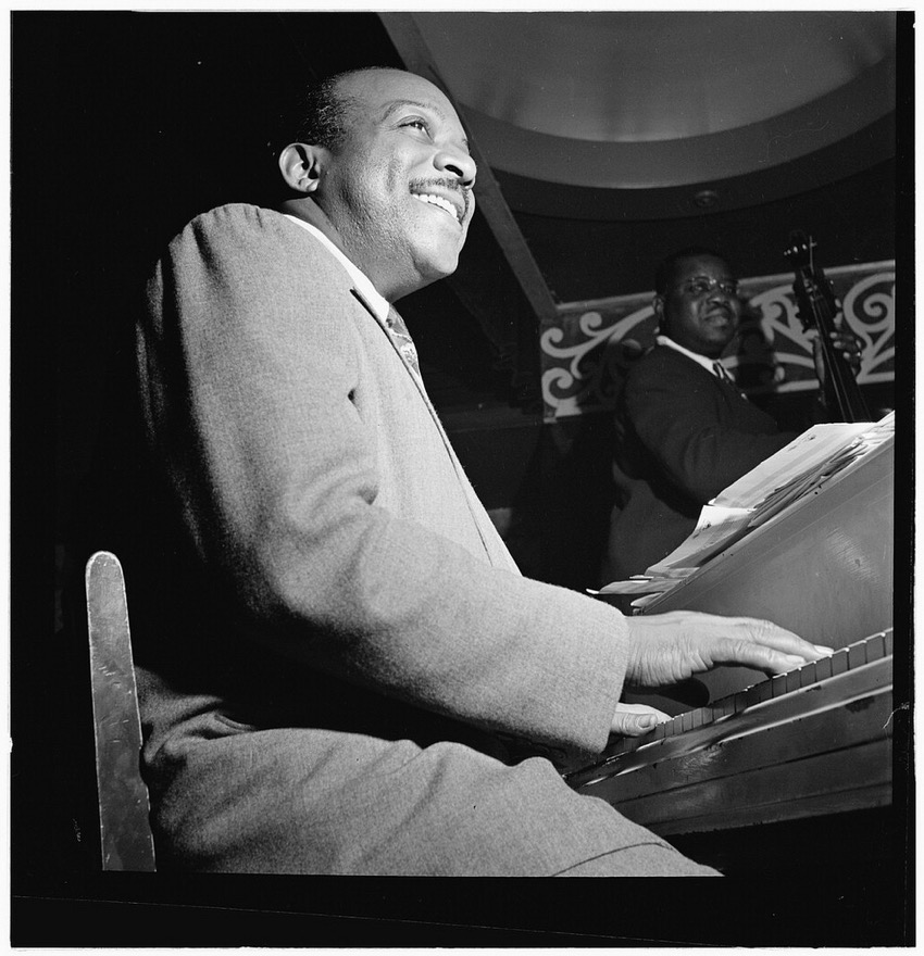 Count Basie Aquarium New York NY between 1946 and 1948