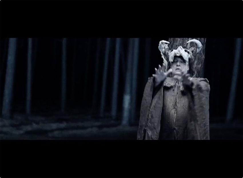 spooky scene