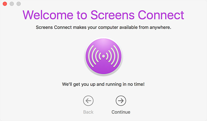 screens connect