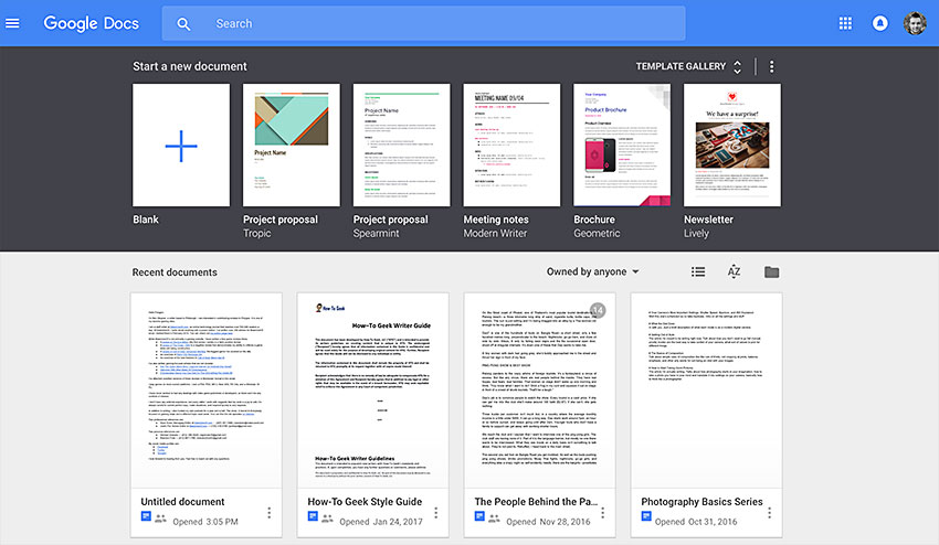 google docs accessible with Mac