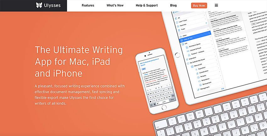 12 Best Mac (Word Processor) Writing Apps for 2017 (Free + Paid)
