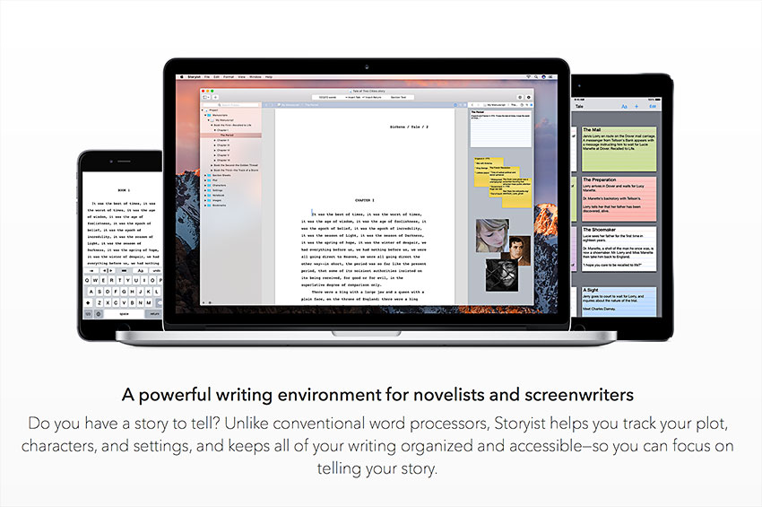 The Best Writing Apps of 2018