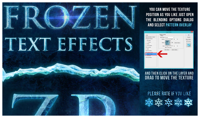 20 Ice and Frozen Effects