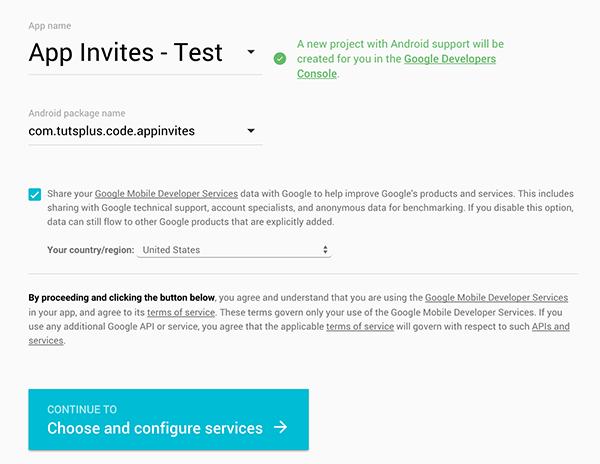 Google Developer platform