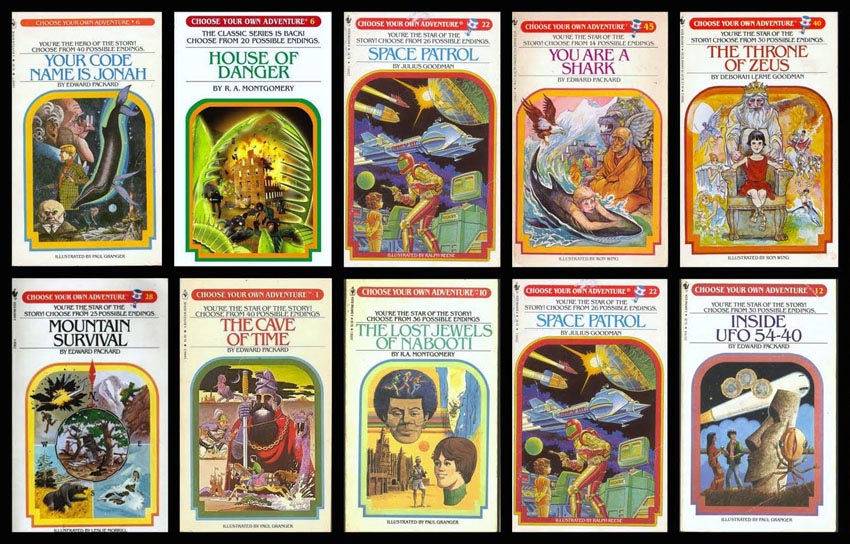 In the eighties all nerds like me read dozens of books like that