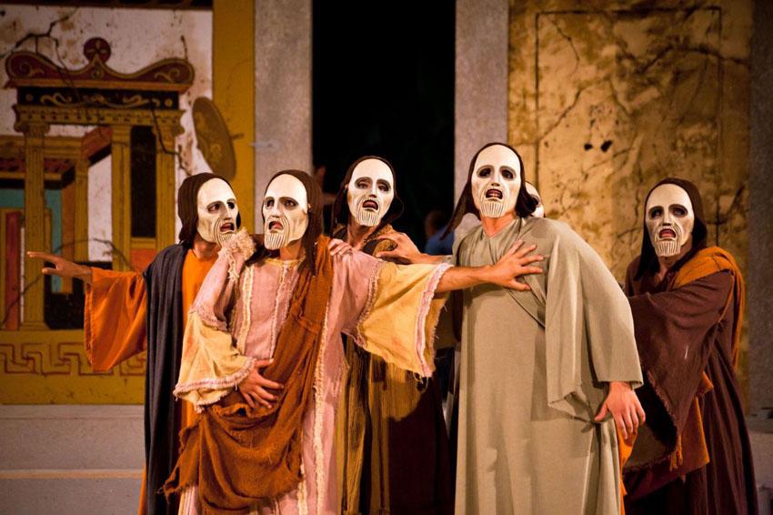 The greek theatre was often experimental